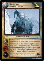 Grimbeorn, Beorning Chieftain - 14R6
