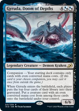 Gyruda, Doom of Depths - Foil