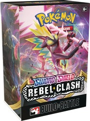 Rebel Clash Prerelease Kit