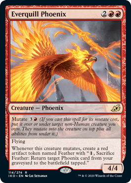 Everquill Phoenix - Foil