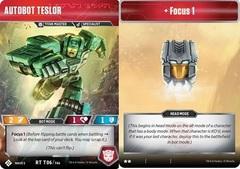 Autobot Teslor