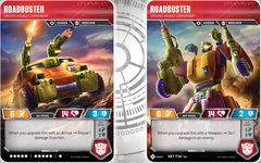 Roadbuster // Ground Assault Commander