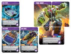 Tidal Wave Dark Fleet // Full Form Combiner