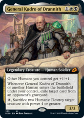 General Kudro of Drannith - Extended Art