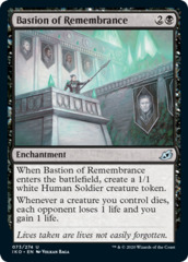 Bastion of Remembrance - Foil on Channel Fireball