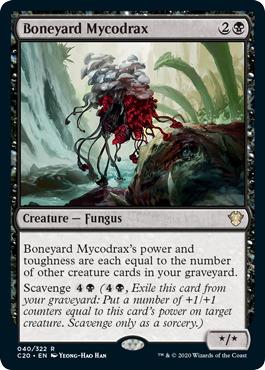 Boneyard Mycodrax