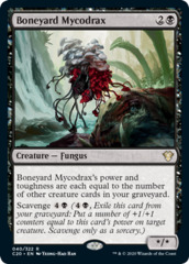 Boneyard Mycodrax on Channel Fireball