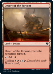 Desert of the Fervent