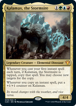 Kalamax, the Stormsire - Collector Pack Exclusive