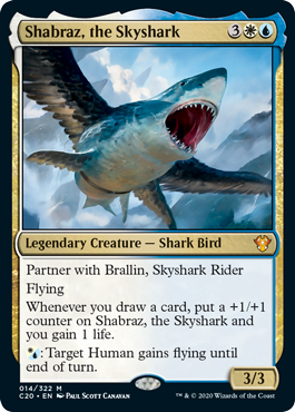 Shabraz, the Skyshark - Collector Pack Exclusive
