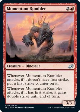 Momentum Rumbler - Foil