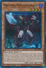 Machina Possesstorage - SR10-EN040 - Ultra Rare - 1st Edition