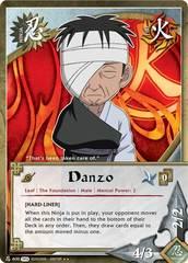 Danzo - N-600 - Rare - 1st Edition - Foil