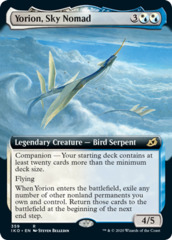 Yorion, Sky Nomad - Extended Art