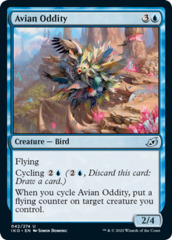 Avian Oddity - Foil