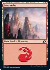 Mountain (269) - Foil (IKO)