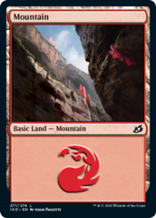 Mountain (271) - Foil