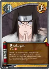 Byakugan - J-696 - Common - 1st Edition - Foil
