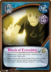 Bonds of Friendship - M-669 - Rare - Unlimited Edition - Foil