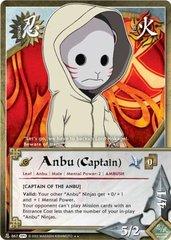 Anbu (Captain) - N-867 - Rare - Unlimited Edition - Foil