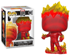 Marvel Series - #501 - The Original Human Torch