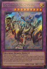 Invoked Mechaba - FUEN-EN032 - Secret Rare - Unlimited Edition