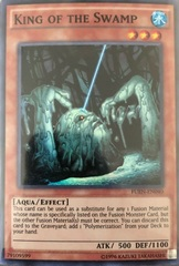 King of the Swamp - FUEN-EN040 - Super Rare - Unlimited Edition