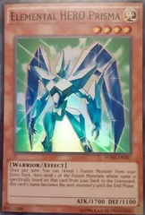 Elemental HERO Prisma - FUEN-EN047 - Super Rare - Unlimited Edition