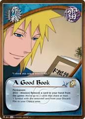 A Good Book - M-801 - Uncommon - 1st Edition - Foil