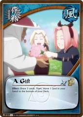 A Gift - M-815 - Rare - Unlimited Edition
