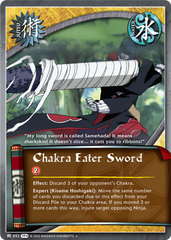 Chakra Eater Sword - J-893 -  - 1st Edition