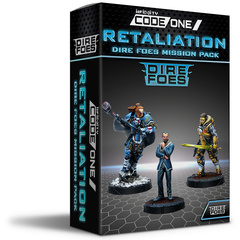 (0031) CodeOne: Retaliation Dire Foes Mission Pack