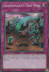 Gravedigger's Trap Hole - ETCO-EN078 - Secret Rare - 1st Edition