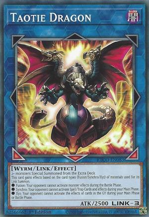 Taotie Dragon - ETCO-EN083 - Common - 1st Edition