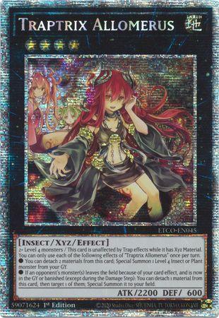 Traptrix Allomerus - ETCO-EN045 - Starlight Rare - 1st Edition