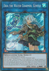 Eria the Water Charmer, Gentle - ETCO-EN055 - Starlight Rare - 1st Edition