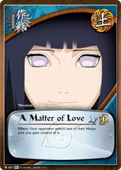 A Matter of Love - M-857 - Rare - Unlimited Edition