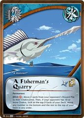 A Fisherman's Quarry - M-933 - Common - Unlimited Edition - Foil