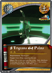 8 Trigrams 64 Palms - J-1005 - Common - Unlimited Edition