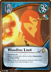 Bloodline Limit - M-989 - Common - Unlimited Edition - Foil