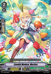 Candid Maiden, Marlies - V-TD12/004EN - TD