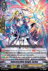 Indestructible Knight, Earina - V-TD11/008EN - RRR