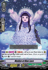 Maiden of Blue Lace - V-TD12/007EN - RRR