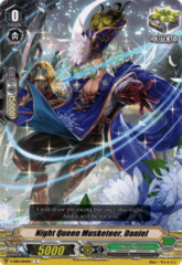Night Queen Musketeer, Daniel - V-TD12/011EN - RRR