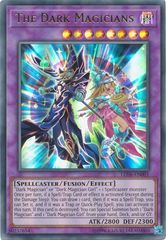The Dark Magicians - LED6-EN001 - Ultra Rare - Unlimited Edition
