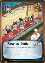 After the Battle - M-777 - Rare - 1st Edition - Foil