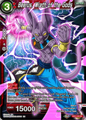 Beerus, Wrath of the Gods - EX11-04 - EX