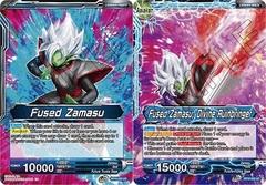 Potara-Fused Zamasu // Fused Zamasu, Divine Ruinbringer - BT10-032 - UC