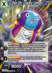 Zen-Oh, Cosmic Unison - BT10-035 - SR