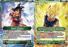Son Goku // Ferocious Strike SS Son Goku - BT10-060 - UC